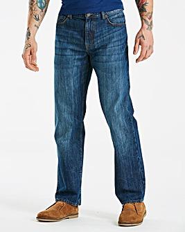Mantaray Mid Wash Loose Jean