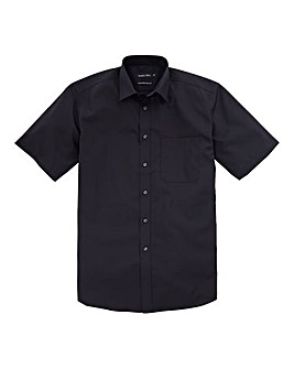 Double Two Black S/S Shirt R