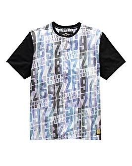 26 Million Ariss Black T-Shirt