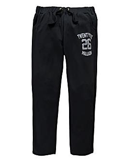 26 Million Knight Black Jog Pants