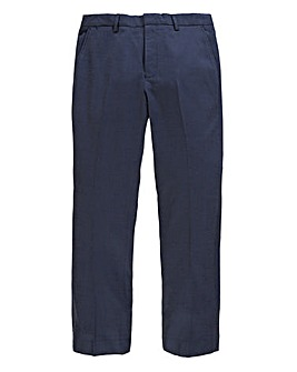 Black Label Spot Textured Trousers 31in