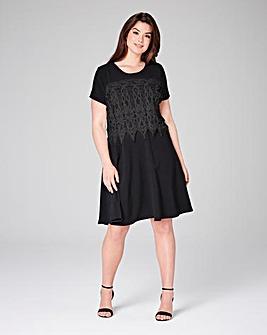 Grazia Double Layer Dress