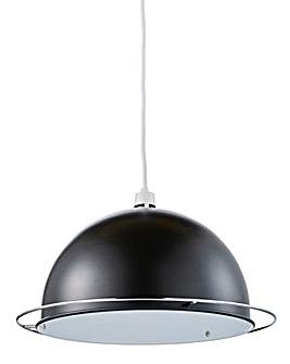 Bauhaus Metal Pendant