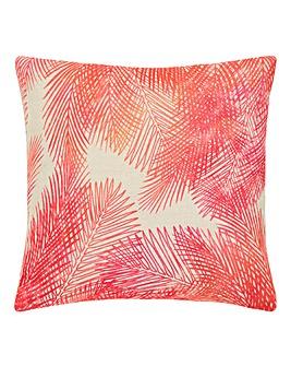 Sunburst Feather Cushion
