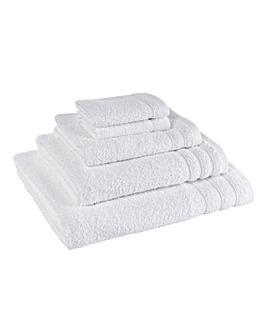 Everyday Value Towel Range White