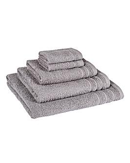 Everyday Value Towel Range Grey