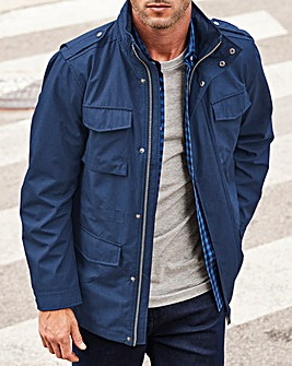 W&B Navy Jacket R