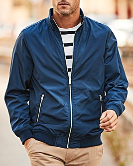 W&B Navy Lightweight Jacket R