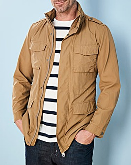 W&B Sand Lightweight Jacket R
