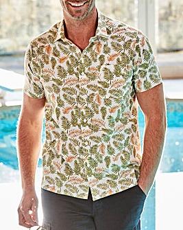 W&B Print Shirt R
