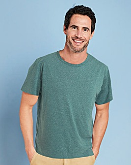 W&B Blue Slub T-Shirt R