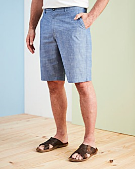 W&B Blue Shorts