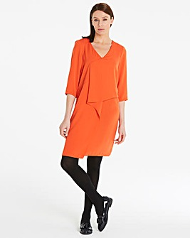 I.Scenery Soc Asymmetric Dress