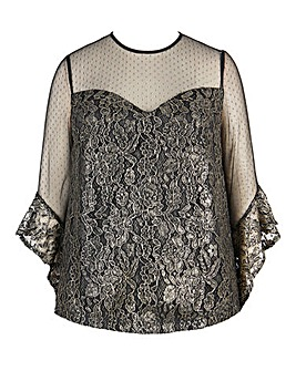 Lovedrobe Lace Top