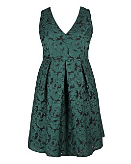 Lovedrobe Jacquard Prom Dress