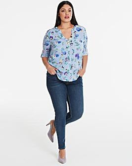 Oasis Pressed Flower Shirt