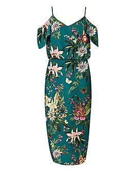 Oasis Secret Garden Midi Dress