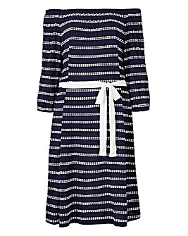 Anna Field Jersey Bardot Dress