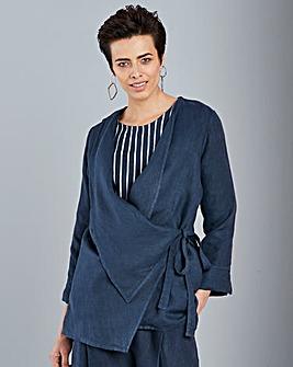 Concept Pure Italian Linen Jacket