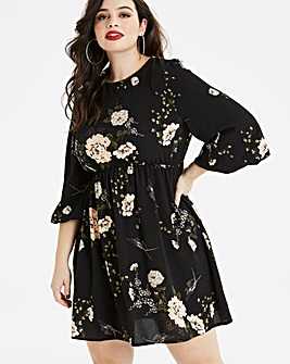 Ax Paris Curve Skater Dress