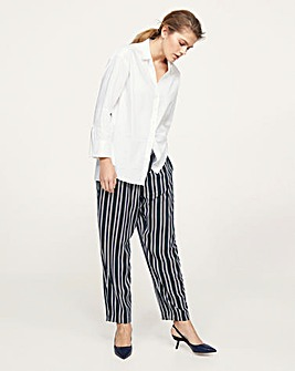 Violeta by Mango Stripe Trouser
