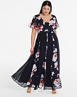 Studio 8 Penelope Floral Maxi Dress