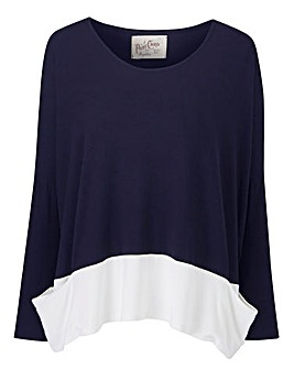 A Postcard from Brighton Contrast Top