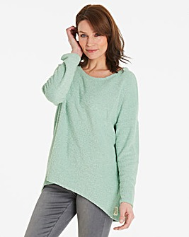 A Postcard From Brighton Coodle Knit Top