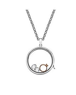 Anais Engagement Ring Charm Set