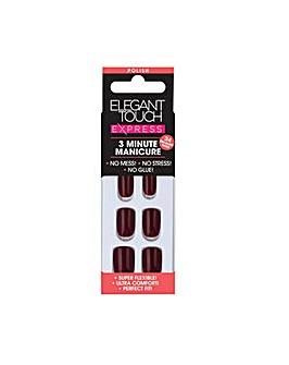 Elegant Touch Express Nail Garnet