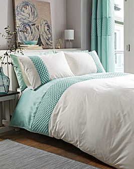 Corine Embellished Duvet Cover Set