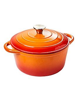 26cm Cast Iron Casserole Dish