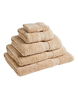 Supersoft Snuggle Towel Natural