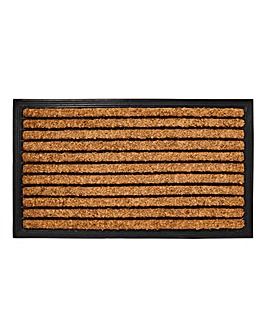 Coir & Rubber Brush Mat