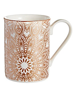 Boho Sands 4 Piece Mug Set