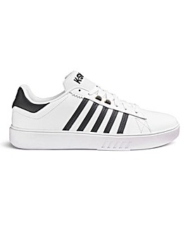 K-Swiss Mens Pershing Court CMF Trainers
