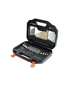 Black&Decker Drill Accessory Set 70Pc