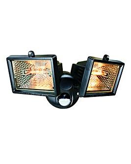 Smartwares Twin 120W Floodlight - PIR