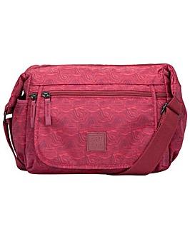 Artsac Medium Zip Top Shoulder Bag