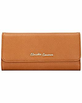 Claudia Canova Long Flap Over Wallet