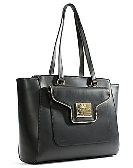 Love Moschino Mel Front Pocket Tote Bag