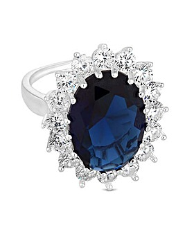Jon Richard crystal kate ring