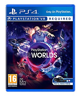 PlayStation VR Worlds PS VR