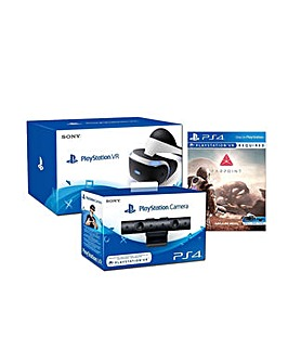 Playstation VR Inc Camera and Farpoint