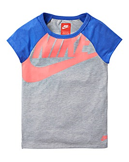 Nike Young Girls Raglan Sleeved Tunic