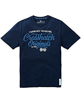 Crosshatch Grassmere T-Shirt
