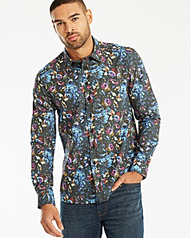 Joe Browns Majestic Floral Print Shirt L