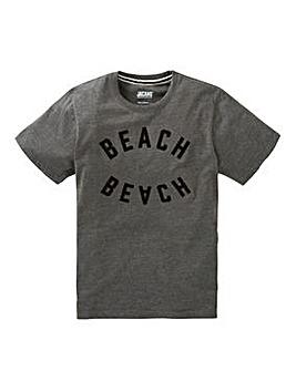 Jacamo Beached Graphic T-Shirt Regular