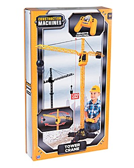Construction Machines Tower Crane RC