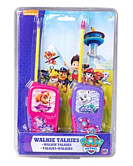 Paw Patrol Skye & Everest Walkie Talkies